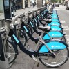 Barclays Brand London's Boris Bikes