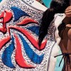 Adidas & Next Logos On Team GB's London 2012 Scarf