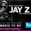 Amex SXSW Jay-Z Sync Show Gives Online Twitter &#038; YouTube Cyber Crowd Control