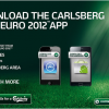 Carlsberg Launches A Two Screen Euro 2012 Mobile App
