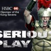 HSBC's Fancy Dress 'Serious Play' HK 7s Rugby Campaign