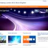 EDFs European Help London Shine New Olympic Campaign