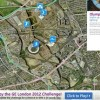 GE's London 2012 Interactive Infrastructure Olympic Map