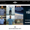Gallagher Fronts Fan Created Man City Kit Launch