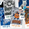 Nike's 'Rise As One' March Madness Activation