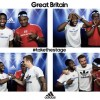 Adidas' GB Fans Beckham Photo Booth Surprise