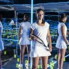 Mirror Court Glitz Launches Adidas/McCartney Tennis Line