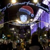 Marmite&#8217;s Interactive Oxford Street Christmas Lights