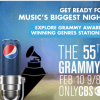 Pepsi Links With Vevo For Grammys New Artist Series