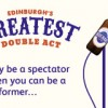 Deuchars' 'Beermat Fringe' Fronts Edinburgh Alliance