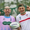 Specsavers Sponsors 2013 RLWC Tournament Officials