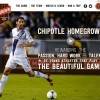Gonzalez Leads Chipotle MLS 'Homegrown' Youth Initiative