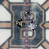 Bruins NHL Play Offs Spots Focus On Silence & Poetry