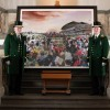 Royal Ascot 'Great British Drama' Collage Mixes Art & Social