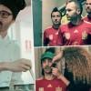 Spain Sponsor Movistar Sends Stars Undercover