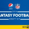 Pepsi Sponsors NFL 'Fantasy Draft Kit' Sweepstakes