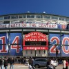 Chicago Cubs '100 Years At Wrigley Field' Anniversary