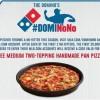 MLB '15 Season: Sponsor > DomiNoNo 40,000 Giveaway Drives Digital Ordering