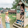 Water Aid's Glasto 'View Loo' Fronts Tap & Toilet 'Make It Happen' Campaign