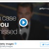 Getty Images Turns Stock Oscars Pics Into 15-Sec #BestPicture Ads