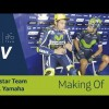 Movistar Blends Two-Wheel Rider Properties In Combined Pro-Cycling & MotoGP Campaign