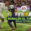 Ronaldo's 'El Tornado' Skill Move Fronts EA Sports' Fifa 18 Launch Work & Aims To Link Gaming To Culture