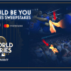 """Mastercard & MLB Launch """"This Could Be You"""" World Series (On-Field Gear Handout) Sweepstakes"""