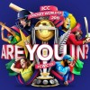 ICC Promotes World Cup Ticket Ballot Launch With Flintoff Fronted 'Are You In?' Carnival Campaign