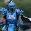 Bud Light's NFL New Season Activation Extends 'Dilly Dilly' & Sees The Bud Knight Try Out For The Baltimore Ravens