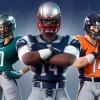 Touchdown Celebratory Dance Spot Trumpets Fortnite's In-Game NFL Uniform Partnership