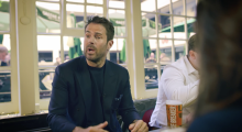 UK Pub Chain Greene King 'If You Can't Be There, Be Here' Drives Table Bookings Around Euro 2020