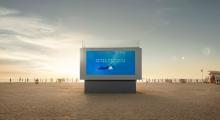 Adidas Builds 'Beyond The Surface' Liquid Billboard In Dubai Promoting Inclusive Swimwear Range