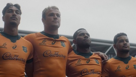 ASICS Unveils New Wallabies Jersey Via 'Bound Forever By Gold' Campaign