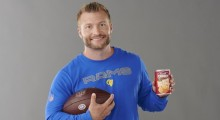 NFL Partner Campbell's Chunky Activates Around Lunch Breaks Via Ad Fronted By LA Rams' Coach McVay