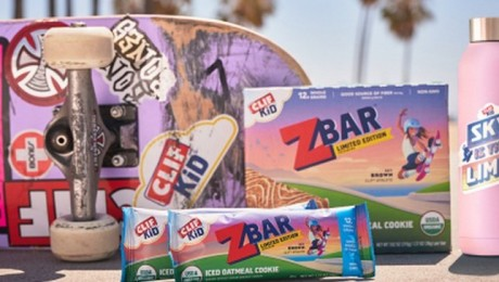 Clif Kid Teams Up With Skateboard Star Sky Brown For 'Sky's The Limit' AR Student Encouragement Initiative