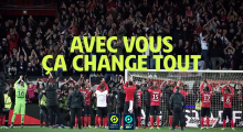 LFP & Partners Welcome Fans Back Via 'Avec Vous, Ça Change Tout / With You, That Changes Everything'