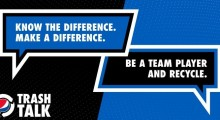 'Pepsi Trash Talk' Site , PSAs & Game Leverages NFL Links & Teams Up With Players For Recycling 101