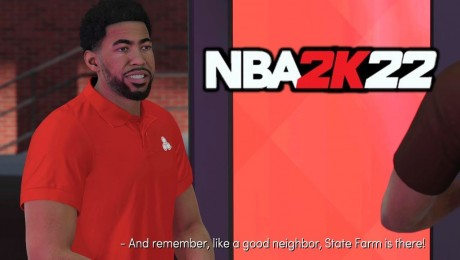 'Jake From State Farm' Mascot Becomes First Brand Character To Play In NBA 2K22