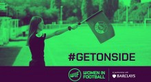 Women In Football Launches #GetOnside Campaign To Drive Partner Gender Equality Pledges